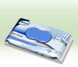 Tena Wet Wipe